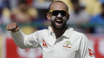Nathan Lyon takes four wickets to keep Australia's hopes alive against India