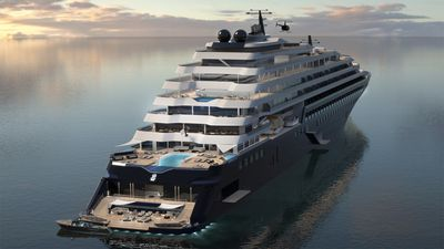 Ritz-Carlton Hotel to launch a luxury cruise line