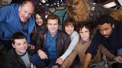 Star Wars: First pic of Han Solo spin-off cast and plot details revealed