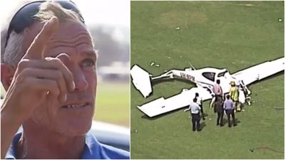 Farmers tell of shock as plane went down in deadly spiral