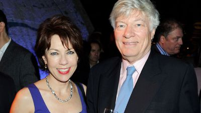 Kathy Lette confirms split from husband of 27 years: 'I love and respect him so much'