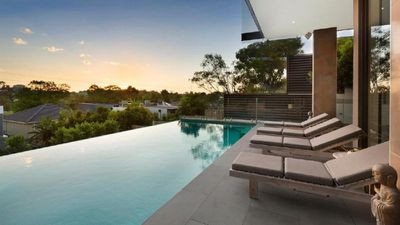Megan Gale sells easy-on-the-eye Aberfelidie mansion