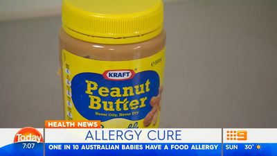 Australian food allergy breakthrough: 'These children went home eating peanut'