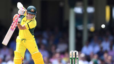 David Warner cracks another SCG ton in ODI