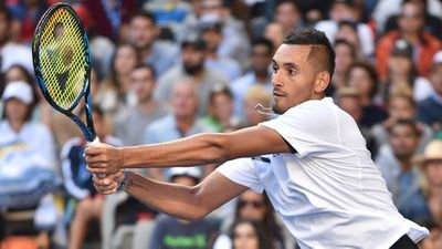Nick Kyrgios to face Jaziri at Open 13