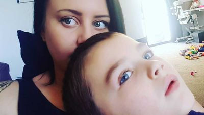 Mum pushes for cure for son's degenerative disease