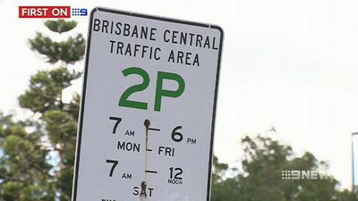 Brisbane drivers slugged with parking fines in streets with no signage