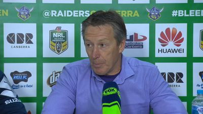 NRL: Melbourne Storm coach Craig Bellamy left to wonder why Sia Soliola not sent off for tackle on Billy Slater