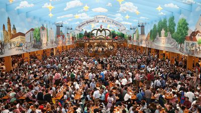 Not all about the bier: You might just learn something at Munich's annual Oktoberfest