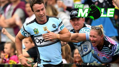 Warriors about to join the hunt for NSW and Cronulla five-eighth James Maloney