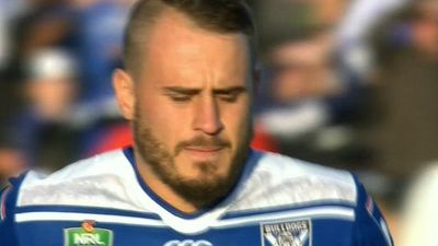 Bulldogs star Josh Reynolds being investigated by police