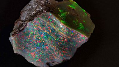 Rare $900,000 opal finds new home