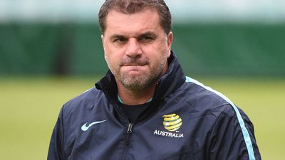 World Cup spot not enough for Socceroos coach Ange Postecoglou
