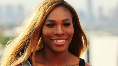 Serena Williams actually announced her pregnancy on Snapchat by mistake
