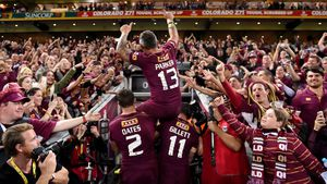 Thaiday dumps Gallen
