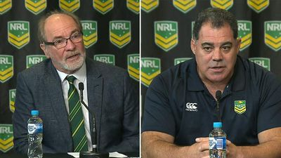 Kangaroos coach Mal Meninga to have final say on injured North Queensland halfback Johnathan Thurston