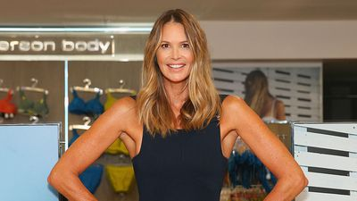 Elle MacPherson launches a protein powder aimed at kids
