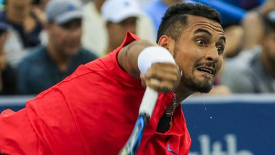 Australia tennis star Nick Kyrgios sets up Nadal showdown at Cincinnati Masters