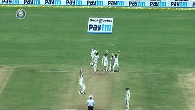 India unravel, Aussies boast 298-run lead
