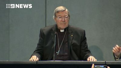 George Pell on sex charges: 'I'm innocent, they are false'