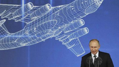Russia bristles at proposed US sanctions
