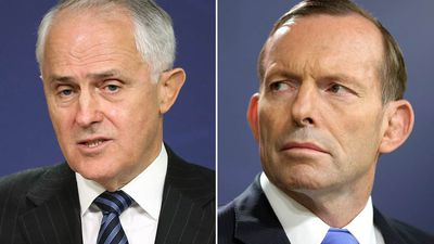 Turnbull a 'better leader' than Abbott, survey says