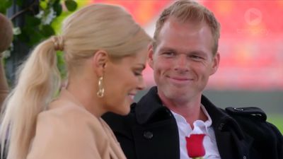 Sophie Monk's winning bachelor is a devout Catholic and a 'great guy'