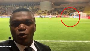 Desailly has perfect timing for goal