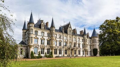 16th century French castle up for grabs