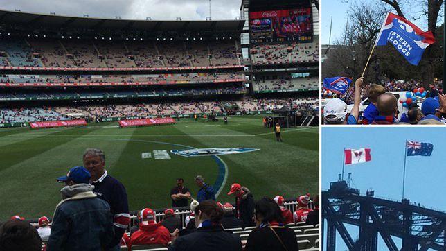 AFL GRAND FINAL: Western Bulldogs hope to make history