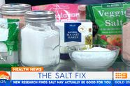 Salt for weight loss?