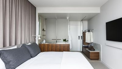 Hotel review: The Larmont, a five-star offering to match Kings Cross' new identity