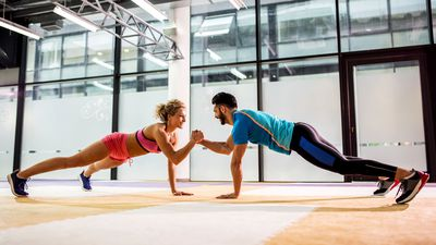 The fight-free guide to working out with your partner