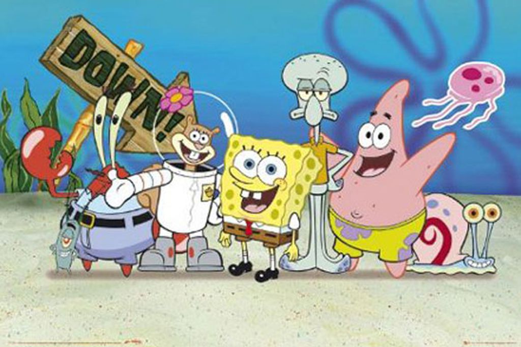 does spongebob absorb some of younger viewers brains siowfa16