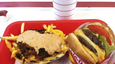 The Not-So-In-N-Out Burger recipe