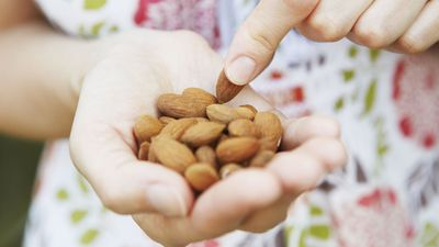 Almonds could be nature's answer to cholesterol concerns