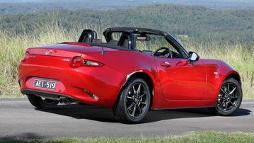 The Mazda MX-5 has won Wheels' Car of the Year award. (AAP)