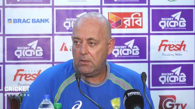 Aussie coach Darren Lehmann backs Ashton Agar to find next level as Test all-rounder