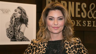 The beauty evolution of Shania Twain