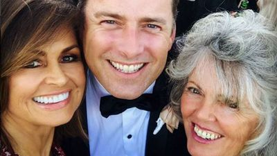 Lisa Wilkinson supports Karl Stefanovic's mum after estranged dad's tell-all