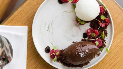 Start your weekend early with our ultimate chocolate mousse collection