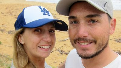 March Charge: Aussie man runs 1000km in a year to support his wife after her cancer diagnosis