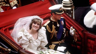WATCH: Charles and Diana wedding restored to stunning HD glory