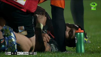 Injury to Issac Luke sours Warriors win over Bulldogs