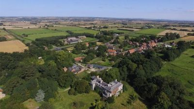 Offer made on $34m 'frozen-in-time' English village