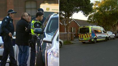 Elderly man arrested after woman found dead in Melbourne home