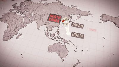 Guam issues residents warning of  'imminent missile threat'