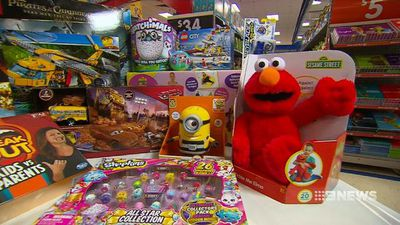 Toy retailers slash prices ahead of Christmas rush