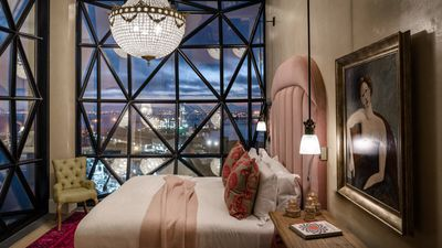 Inside chic hotel that was once the ugliest building in Cape Town
