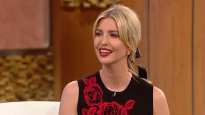 Ivanka Trump defends Barron: 'He should be off limits'